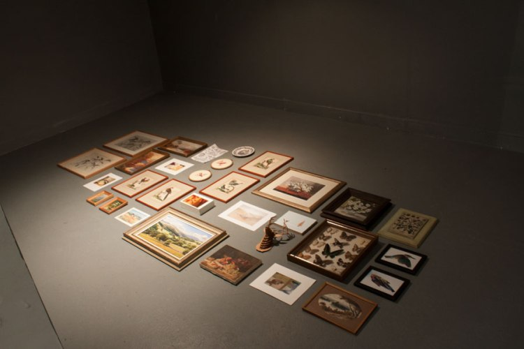 Gabrielle Amodeo, Pictures and Things from our Walls Cross-Examination of Affirmative by Negative
