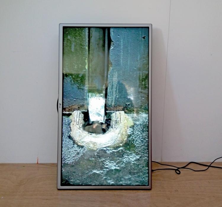 Urban Water installation view