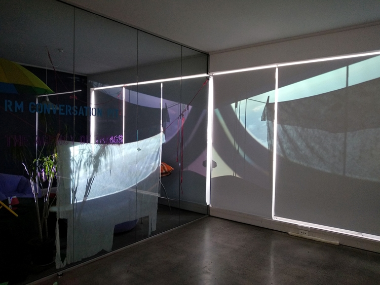full installation view sml